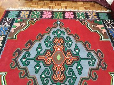 Pirotski cilim - Srbija: Cilim bosanski rucno tkat 3×2m.Nekoriscen