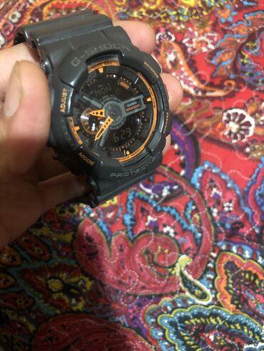 chasy g shock kachestvennaja replika в Кыргызстан: Серые Мужские Наручные часы Casio