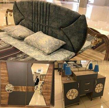 Yataq desti спални мебел orginal versiya Mebel destleri. HER nov