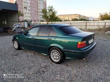 BMW - Токмак: BMW 3 series 1.6 л. 1993 | 303000 км