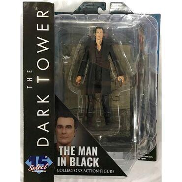 Cd - Srbija: Dark Tower akciona figura Matthew McConaughey Man in Black 17 cm