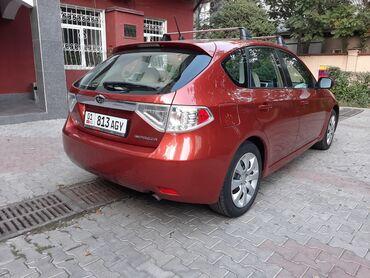 subaru trezia в Кыргызстан: Subaru Impreza 2.5 л. 2009 | 108200 км