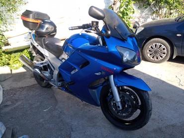 Мотоциклы и мопеды - Кок-Ой: YAMAHA FJR-1300 продаю или меняю, Ямаха FJR1300, 150 л.с. 5ст