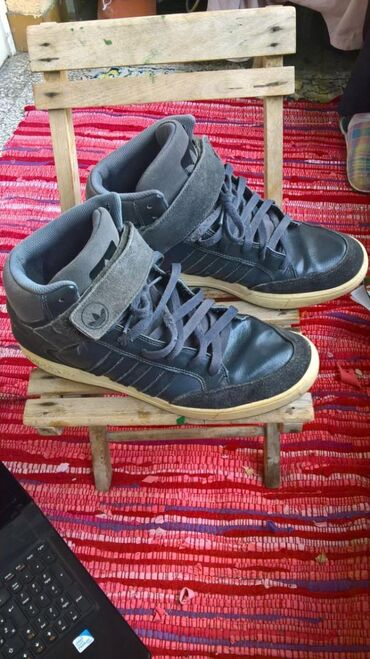 Ostalo | Crvenka: Duboke adidas original patike broj 46