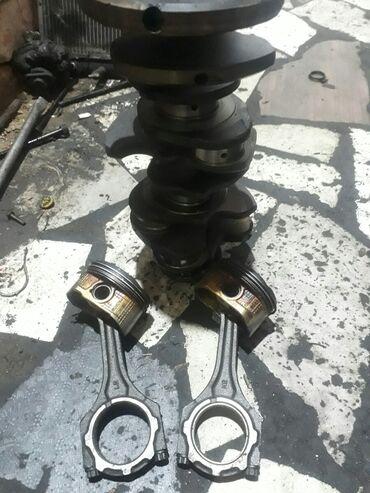 Колен вал с поршнями на 3gr мотор подходить на жс300 тайота гроун
