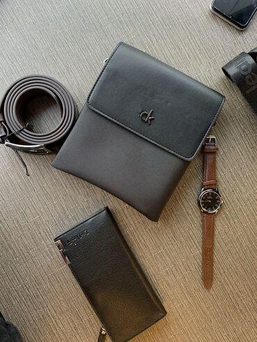 Барсеткаклат, часы, ремень ЦЕНА:1890 сомДоставка бесплатно по