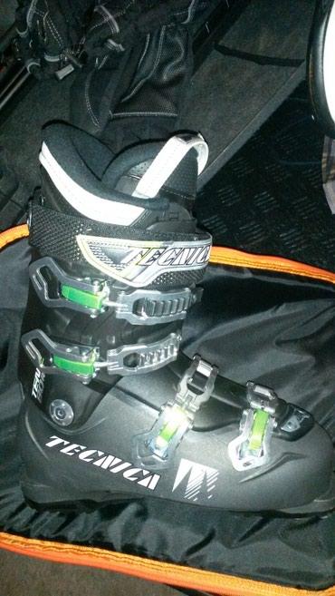 Ботинки лыжные 40-41 размер использовались 4 дня. в Бишкек