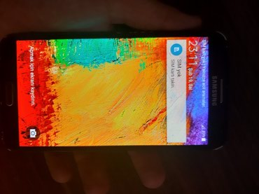 SAMSUNG NOTE 3 BLACK - Bakı