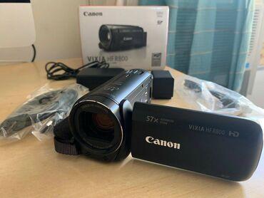 Ηλεκτρονικά - Ελλαδα: Canon Vixia HF G50 UHD 4K Camcorder (Black)