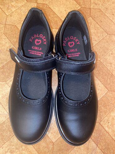 Испания.Кожаная обувь. PABLOSKY. Размер: 35