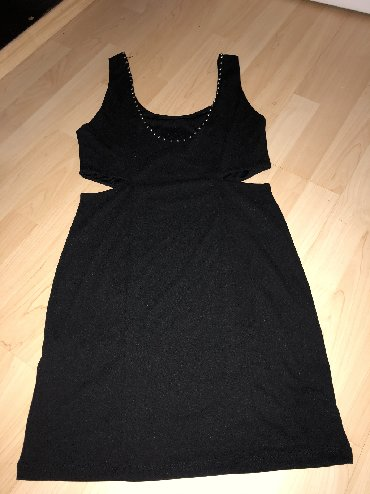 Haljina-s-msandale-poklon - Srbija: H&M haljina sa izrezima na struku. Nikad nosena. Dobijena na poklo