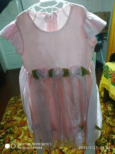 Продам платье для девочки от 6 до 9 лет,зависит от ребенка,500 сом