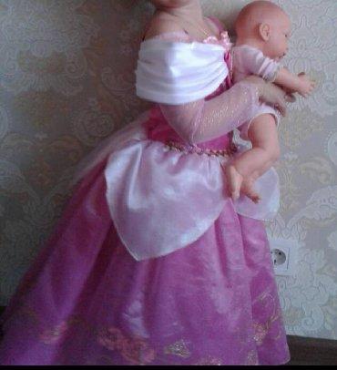 Платье Авроры,(Спящая красавица)Дисней-оригинал.США.на 3-4 годика.1100