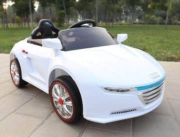 Elektro motori - Srbija: Autic na akumulator Audi - 20500 dinaraPredvidjen za decu 2 - 5 god