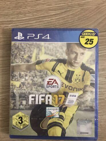 Продаю fifa 17 запечатанный новый не играл !!!