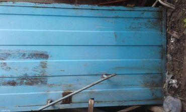 tojota 96 в Кыргызстан: Продаю дверь металлическую 1,96см ×96.5см