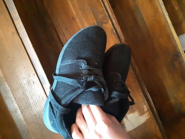 Ženska obuća | Zrenjanin: Crne patike 36