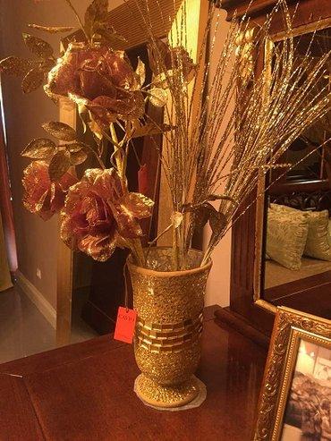 Золотая декорация интерьера-красота-везде подходит. в Бишкек
