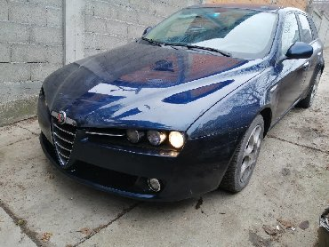 Alfa-romeo-156-3-2-mt - Srbija: Alfa Romeo 159 hauba Originalni polovni delovi 147-156-GT-159 Kaludjer