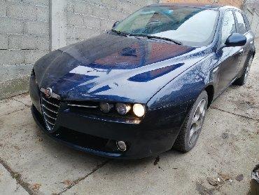 Alfa-romeo-spider-3-2-at - Srbija: Alfa Romeo 159 hauba Originalni polovni delovi 147-156-GT-159 Kaludjer