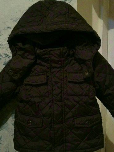 Куртка деми на мальчика 9-12 мес.   в Бишкек