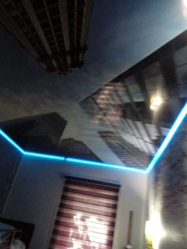 Натяжные потолки гипсакартон любой сложности в Бишкек