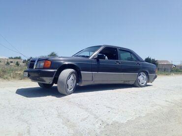 brilliance m2 1 8 at - Azərbaycan: Mercedes-Benz 190 (W201) 1.8 l. 1991 | 477422 km