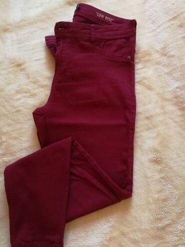 Pantalone berska - Srbija: Pantalone Bershka. Veličina 40. Bez oštećenja. Nošene dva puta.Dostava