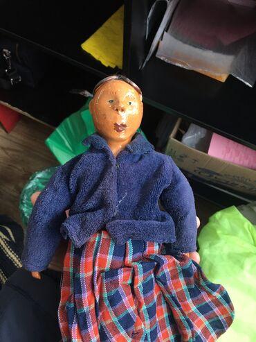 фарфоровая фигурка в Кыргызстан: Кукла с германи фарфоровый