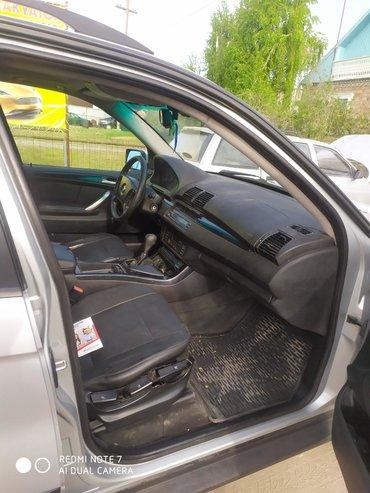 BMW в Кант: BMW X5 3 л. 2001