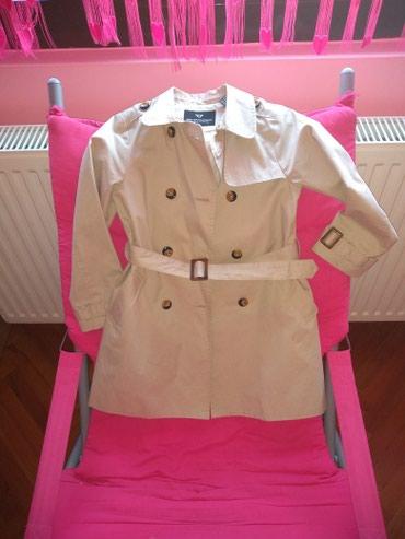 Zara mantilić,veličina 5-6,malo nošen,krem boje - Vrsac - slika 2