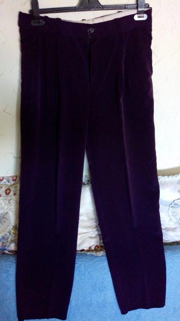 Nove ljubicaste muske pantalone br 42. - Kraljevo
