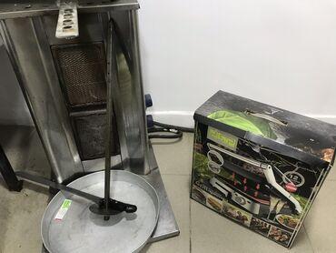 профнастил заборный цена в Кыргызстан: Шаурма АппаратыВсе рабочее, в хорошем состоянии.Тостер почти новый