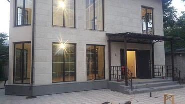 Сдается новый особняк 350м2, 2 уровня, в Бишкек