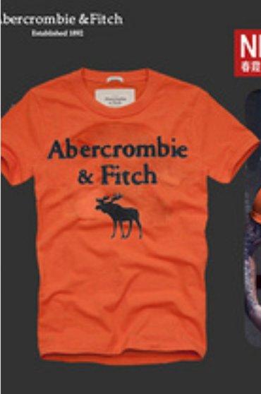 Abercrombie & Fitch majice XL vel. original novo sa etiketom. Puno - Belgrade