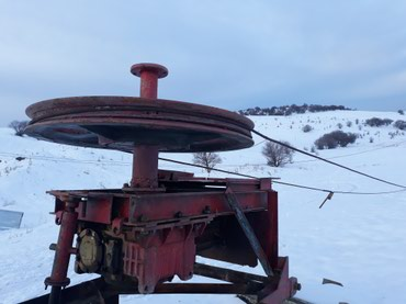 Подъёмник бугельный для лыжников 300м в Джалал-Абад