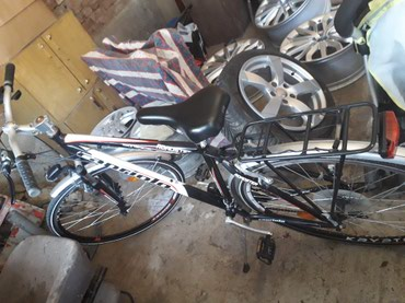 Ocuvano biciklo malo vozeno - Sabac
