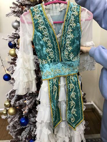 Национальное платье  девочкам с 10-12 лет  Тройка