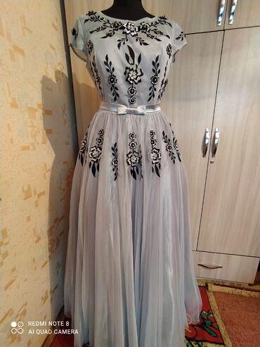 свадебные платья хиджаб в Кыргызстан: Платье Вечернее L