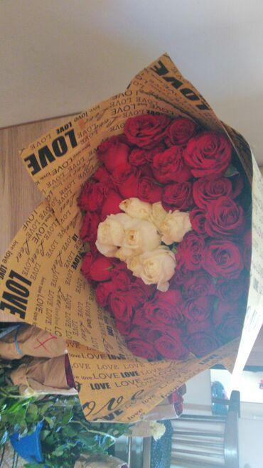Цветы БишкекГербера АльстермерияБукетыПо разным ценамРозы 50 см60 см70