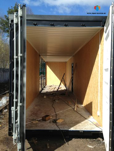 Изготовление контейнеров дом магазин офис ..... в Бишкек