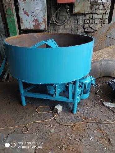 Делаем на заказ бетономешалки для пескоблока и брусчатки а также