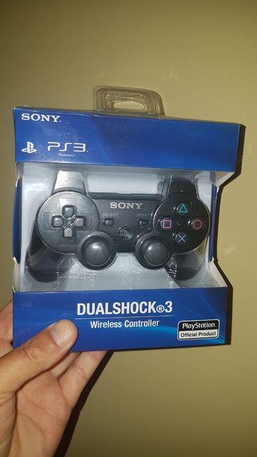 Konzole - Srbija: Džojstik za PS3 Sony PlayStation 3.Dual Shock Bežični Wirelees