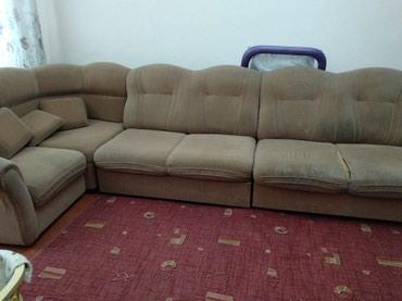 Продаю диван + раскладной мини диван в Бишкек - фото 5