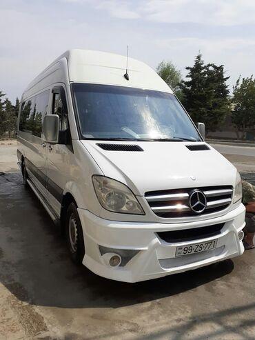 Avtomobillər - Qobustan: Mercedes-Benz Sprinter Classic 2.7 l. 2012 | 461896 km
