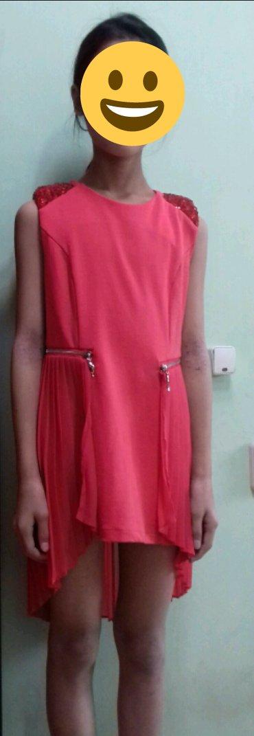 Платье детское(на плотную девочку). в Бишкек
