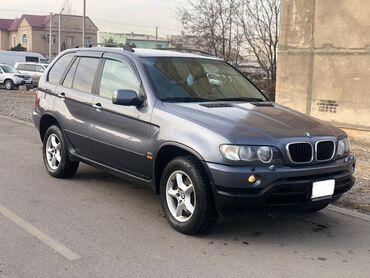 BMW - Газ - Бишкек: BMW X5 3 л. 2002