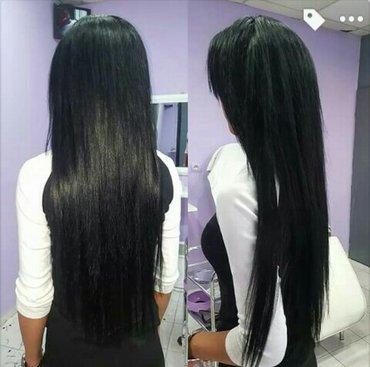 Ostalo - Pancevo: Nadogradnje za kosu na klipse u svim bojama i nijansama. Dužina 65 cm