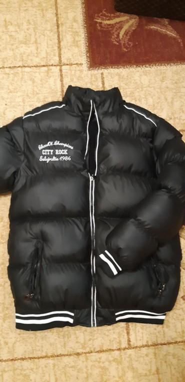 Zimske-jakne - Srbija: Zimska jakna vel 16. Nosena jako malo kao nova. Nigde nije ostecena