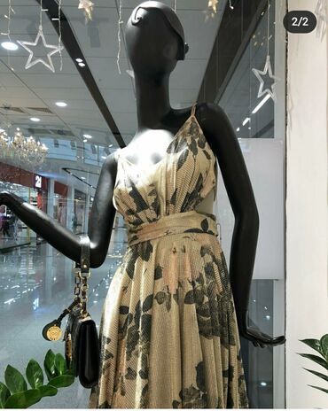вечернее платье в горошек в Кыргызстан: Шикарное вечернее платье!!!!Одевала 1 разПокупала в cosmobella_classic